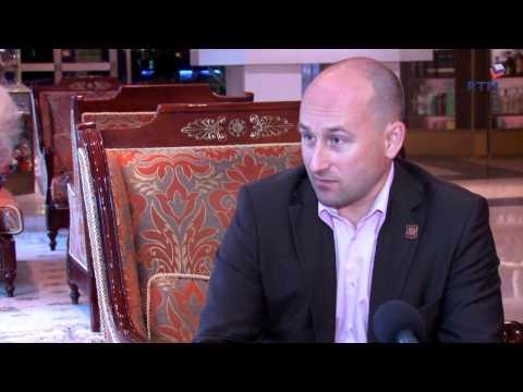 Эксклюзивное интервью с Николаем Стариковым - Кишинев 28.10.2014.интернет-каналу RTM.