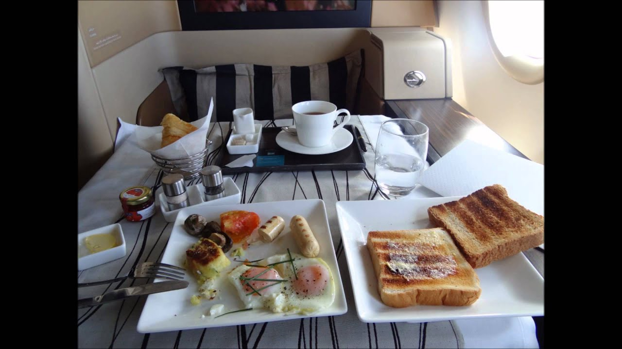 Etihad Airways First Class Suites - YouTube