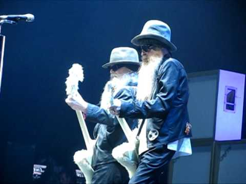 ZZ Top  Legs  in Chile 2010