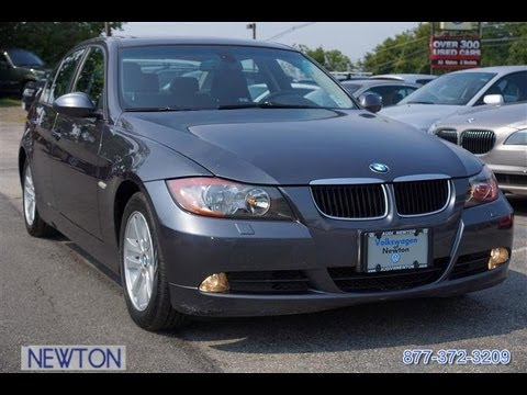 2007 bmw 3 series 328xi awd sedan youtube. Black Bedroom Furniture Sets. Home Design Ideas