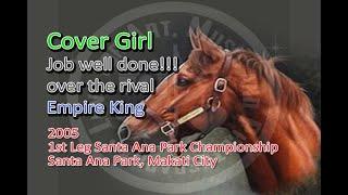 2005 1ST LEG STA.ANA PARK CHAMPIONSHIP SERIES Cover Girl