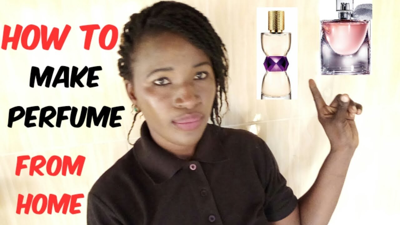 Download How to make Perfume from Start to Finish
