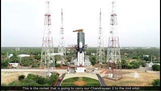 GSLV Mk-III will carry Chandrayaan 2 to its designated orbit