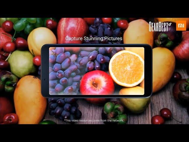 Xiaomi Redmi 6 4G Smartphone Global Version