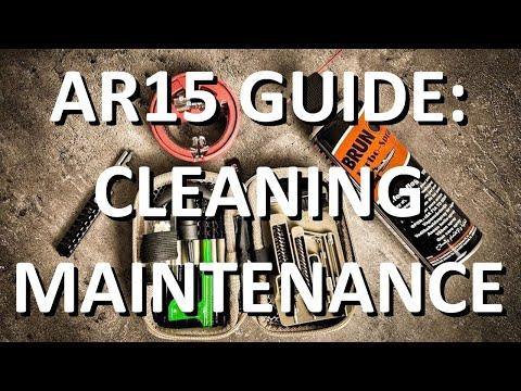 AR15 Guide: Instandhaltung & Reinigung