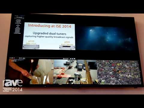 ISE 2014: Exterity Presents Multiview Application
