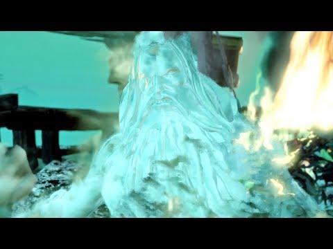 God of War PS4 - Kratos Meets Zeus in Hell