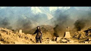 The Warrior and the Wolf Trailer