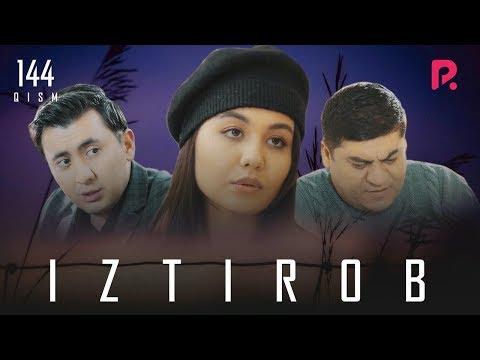 Iztirob (o'zbek serial)   Изтироб (узбек сериал) 144-qism #UydaQoling