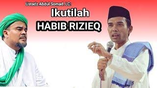 Download Video SERUAN Ustadz Somad: Ikutilah HABIB RIZIEQ MP3 3GP MP4