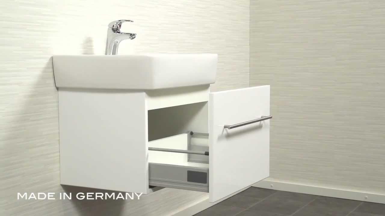 keramag renova 60cm wei youtube. Black Bedroom Furniture Sets. Home Design Ideas