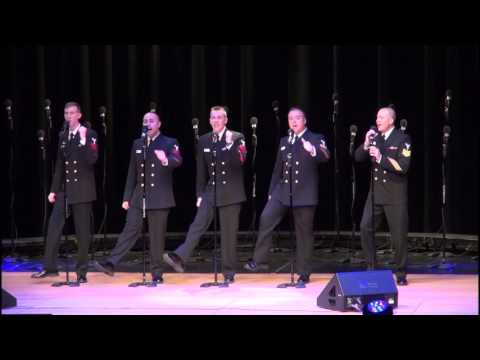 US Navy Band Sea Chanters Independence Iowa