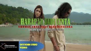 Download Thomas Arya & Elsa Pitaloka - Harapan Cinta Jadi Dilema (Official Lyric Video)