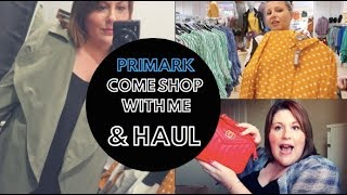 PRIMARK COME SHOP WITH ME - AUGUST