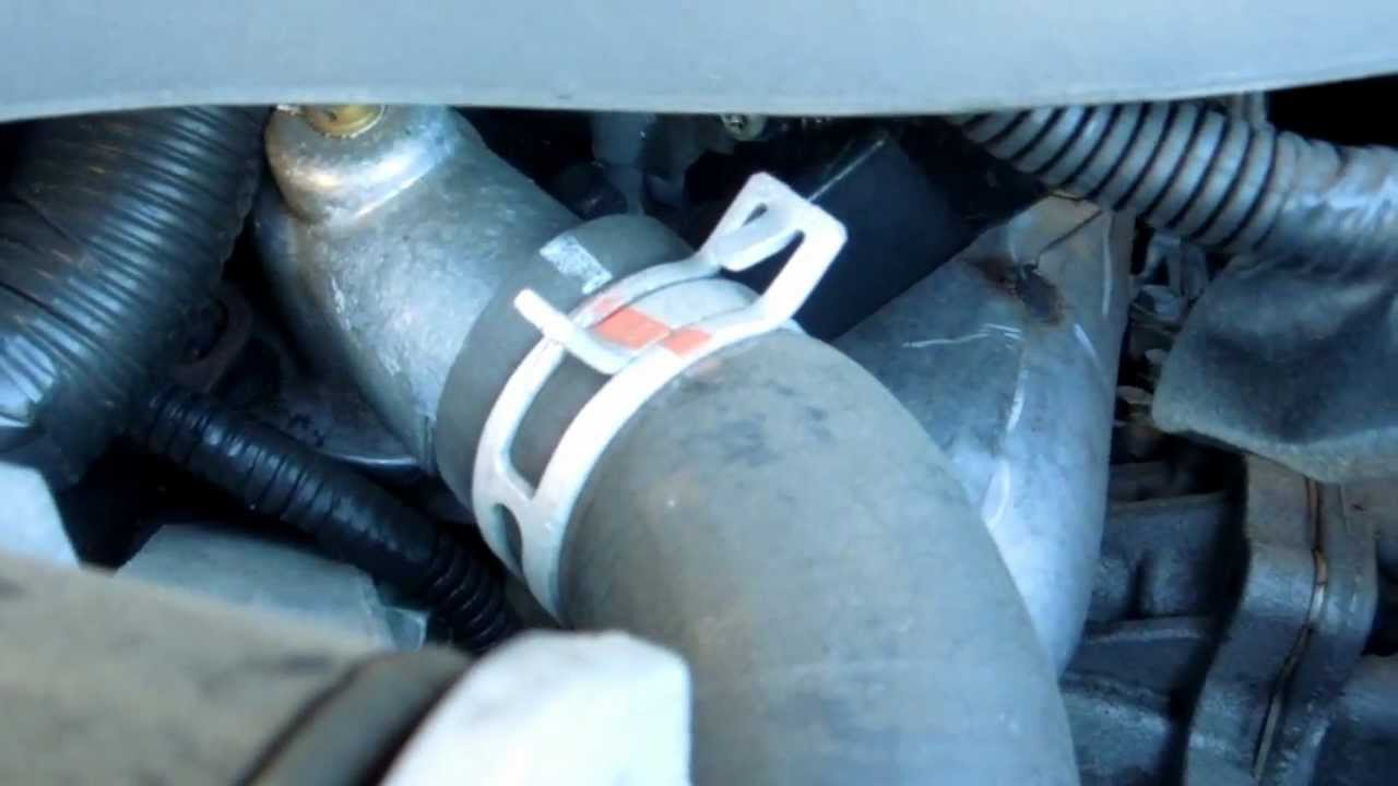 2003 buick regal 3800 thermostat location youtube 2003 buick regal 3800 thermostat location fandeluxe
