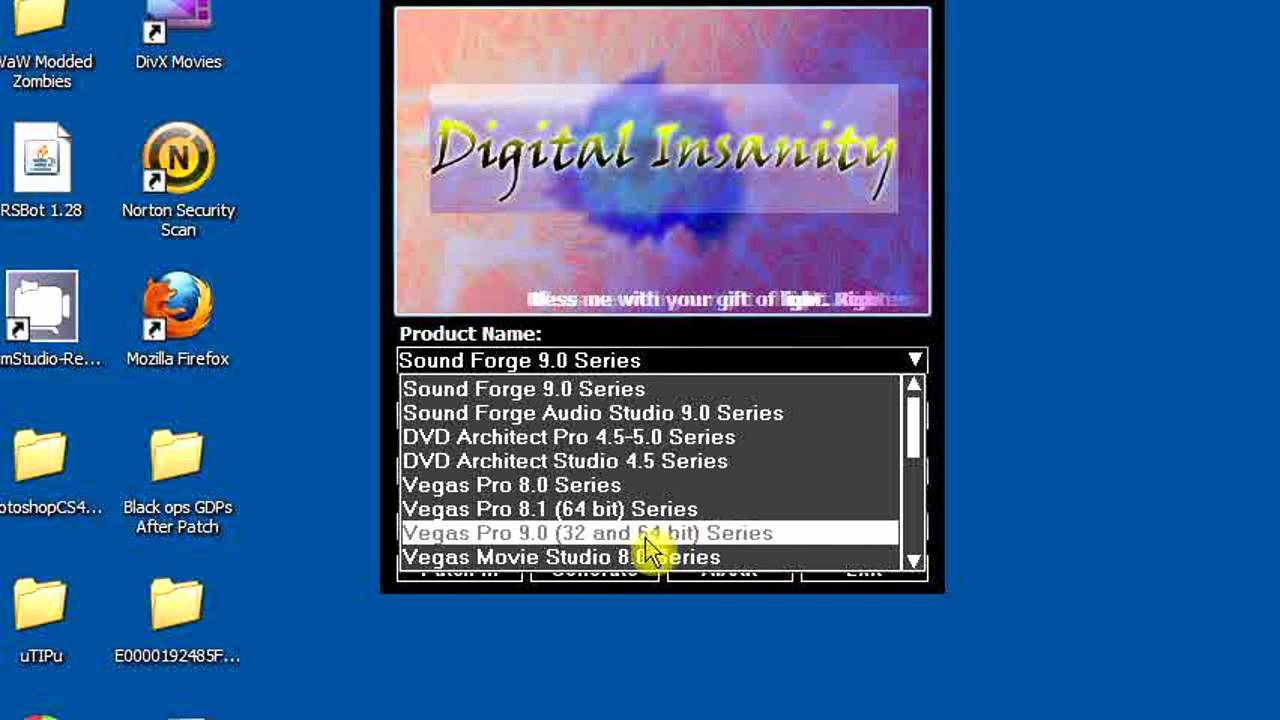 crack sony vegas pro 9 download