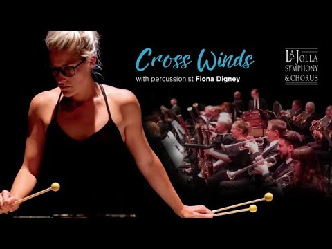 Cross Winds - La Jolla Symphony and Chorus