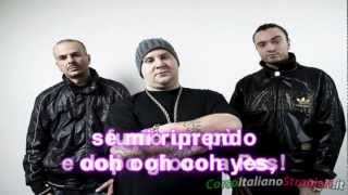 Club Dogo - Pes ~Con Testo Lyrics HD~