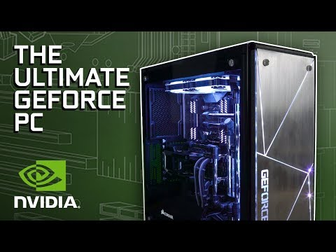 GeForce Garage - The Ultimate GeForce PC