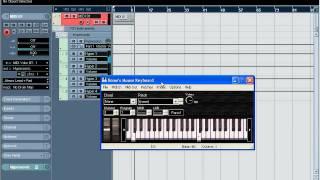 MusikTek.com Tutorial : Mengubah Keyboard PC Menjadi Keyboard / MIDI Controller (Part 3/5)