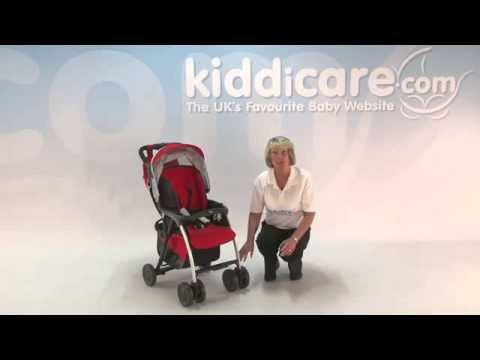 Chicco Simplicity Stroller - YouTube e94a5cd015