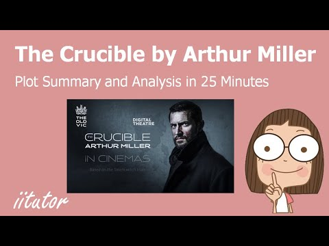 √ The Crucible - Area of Study: Belonging  Arthur Miller - iitutor