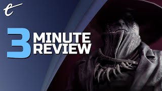 Horror Tales: The Wine | Review in 3 Minutes (Video Game Video Review)