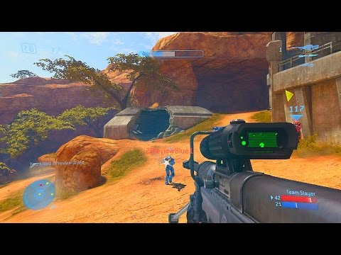 HALO Master Chief Collection GAMEPLAY 1080P 60FPS - Halo CE,