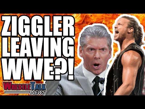 Dolph Ziggler LEAVING WWE?! | WrestleTalk News Jan. 2019