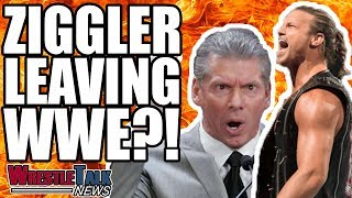 Dolph Ziggler LEAVING WWE?! | WrestleTalk News Jan. 2019