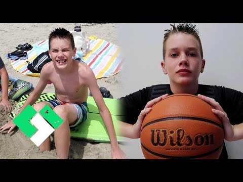 The Beach and The Basketball | Clintus.tv