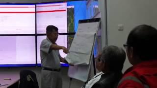 Rakor TDB Banjir Jakarta PMI Pusat
