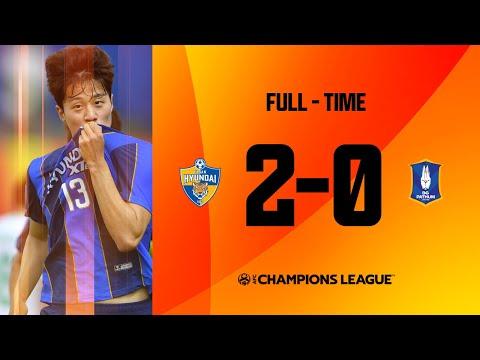 #ACL2021 - Full Match - Group F | Ulsan Hyundai FC (KOR) vs BG Pathum United (THA)