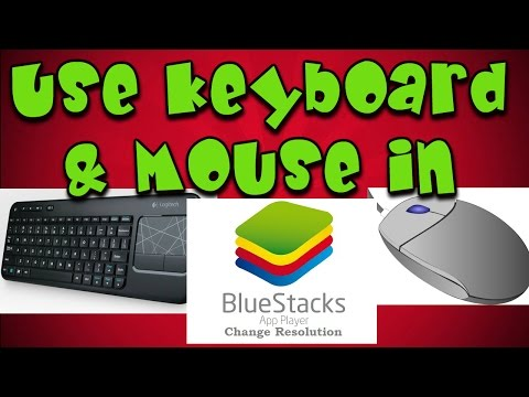 (Hindi) How To Use Mouse And Keyboard Controls in Bluestacks To Play Any Game