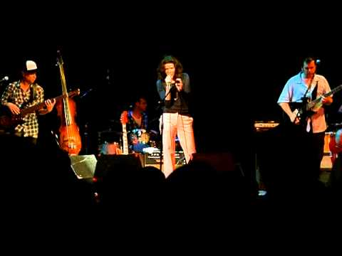 New Bohemians in Central Park 2006 ~ ImprovAir of DecemberDrums