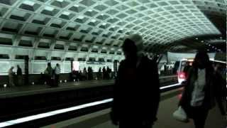 The Subway in Washington DC - WMATA Metro