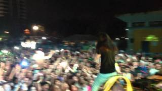 Steve Aoki - Warp {Live @ Aoki Under The Rail}