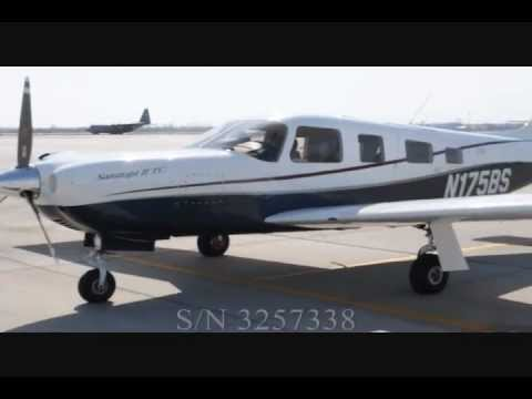 Airplane for Sale from WildBlue - 2003 Piper Saratoga II TC Aircraft - SOLD!