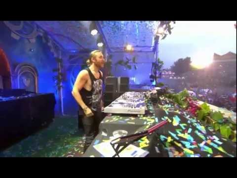 David Guetta - Live at Tomorrowland 2014 (Weekend 2)