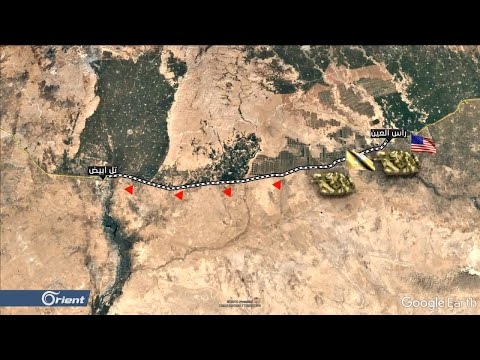 SDF stops its fortifications on the Syrian-Turkish border .. What is the story?
