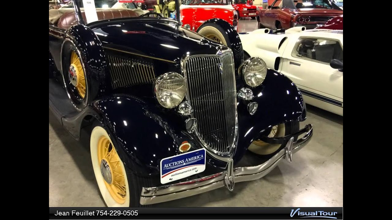 Classic Car Auctions America - YouTube