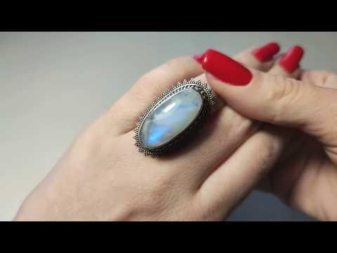 Снова необычное видео с необычными серебряными украшениями