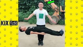 Watch keep laugh EP389 ● The funny moments 2018