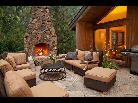 Relaxing Fireplace Sounds - Meditate Online