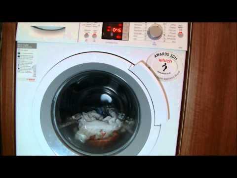 Bosch Logixx WAS32461GB Washing machine: cotton 90 aqua plus (complete)