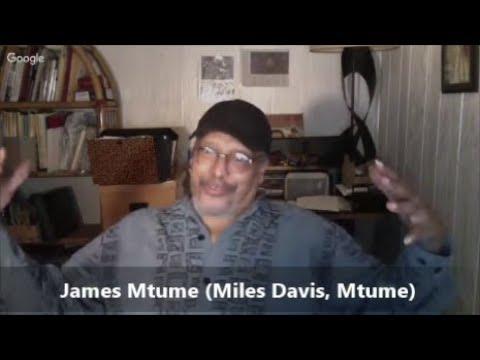 """TRUTH IN RHYTHM"" - James Mtume (Miles Davis, Mtume) Part 1 of 2"