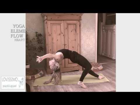 Yoga Elements 4 - Luft - Herzchakra - mit Dani