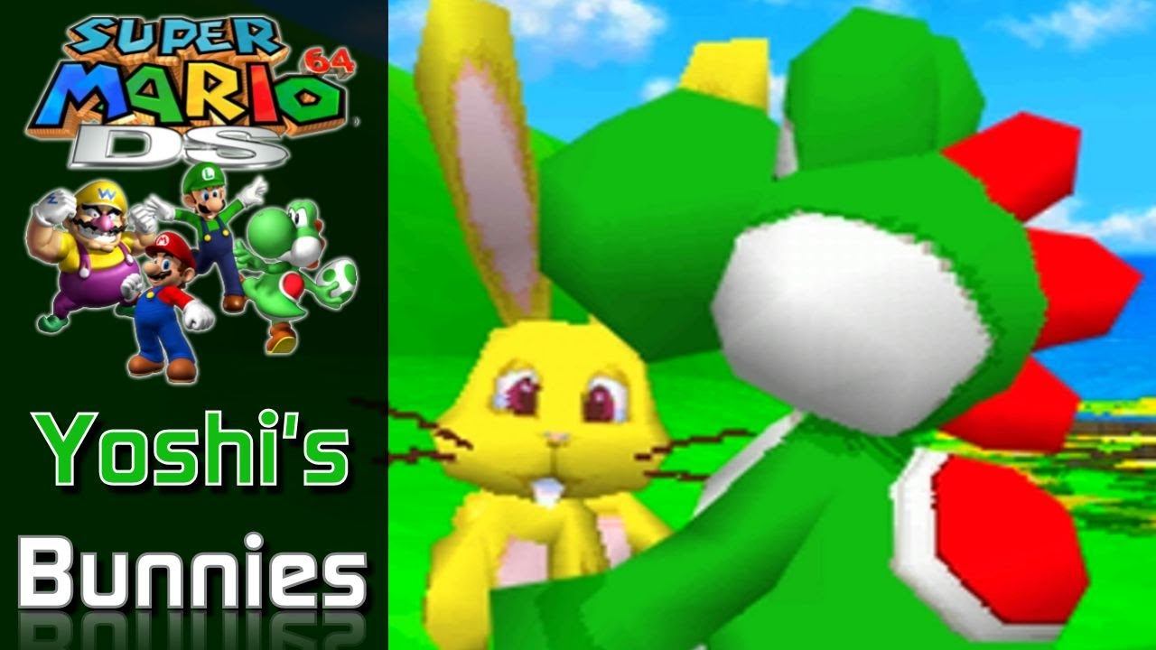 how to play super mario 64 ds on pc