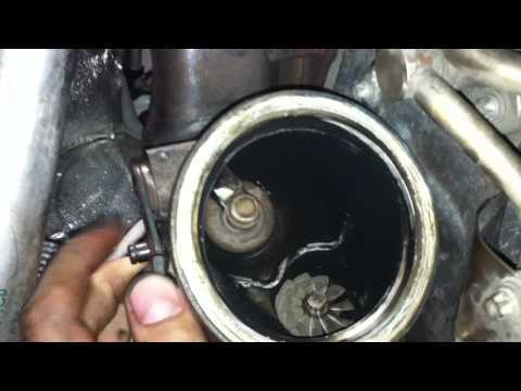 N54 BMW 335i wastegate problem
