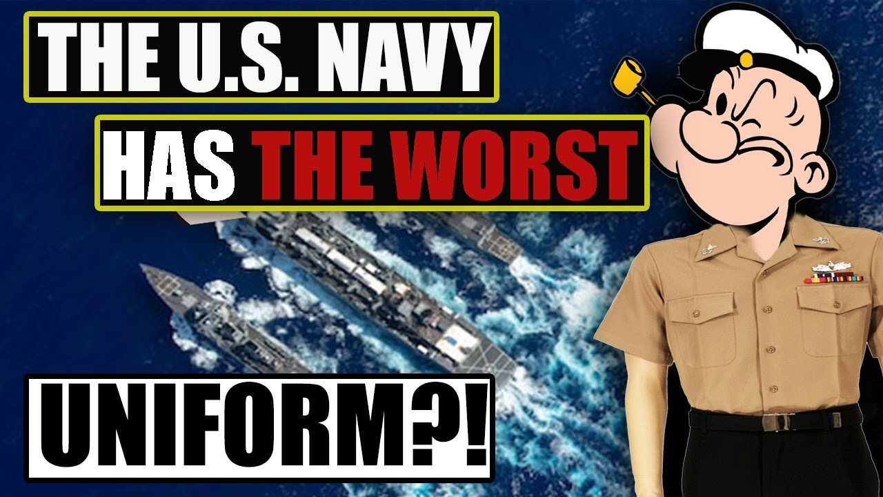 This is THE WORST U.S Military Uniform EVER MADE!